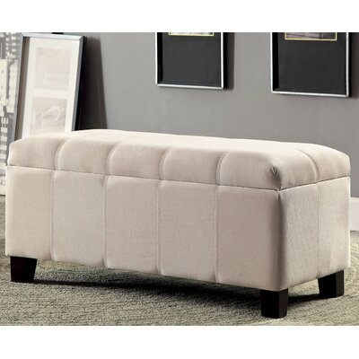 Cosimo Ottoman Upholstery Color: Beige