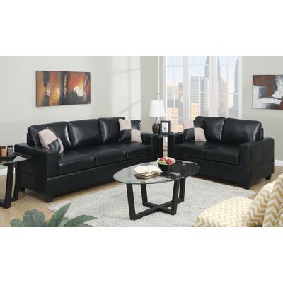 Malden 2 Piece Sofa and Loveseat Set