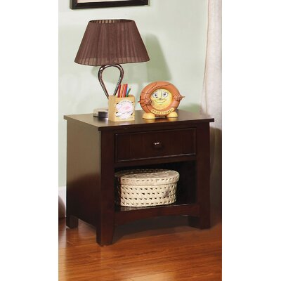 Campbell 1 Drawer Nightstand