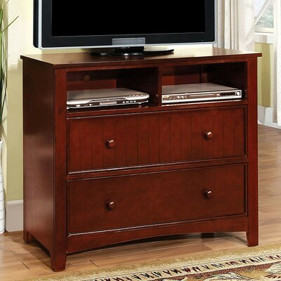 Campbell 2 Drawer Media Chest