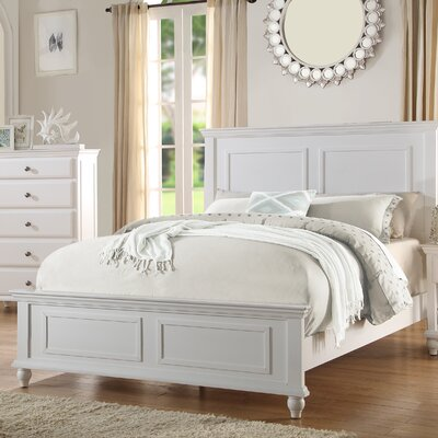 Laguna Panel Bed Size: Queen
