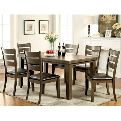 Miami 7 Piece Dining Set