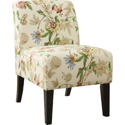 Sophia Accent Slipper Chair