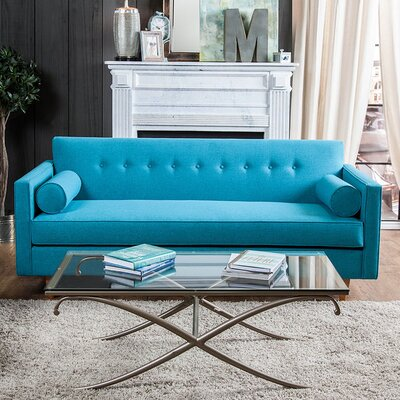Marilyn Sofa Upholstery: Blue