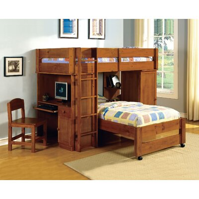 Radley Twin Bunk Bed with Storage