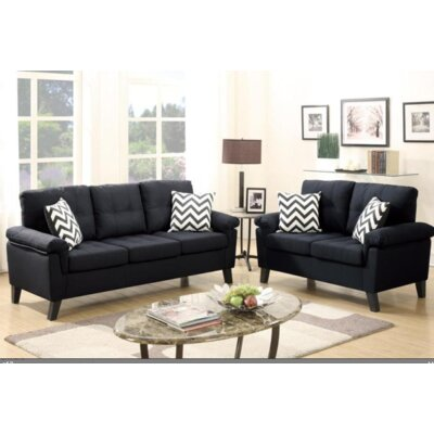 Berkeley Sofa and Loveseat Set