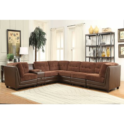 52WF2A3J0BR A&J Homes Studio Sectionals