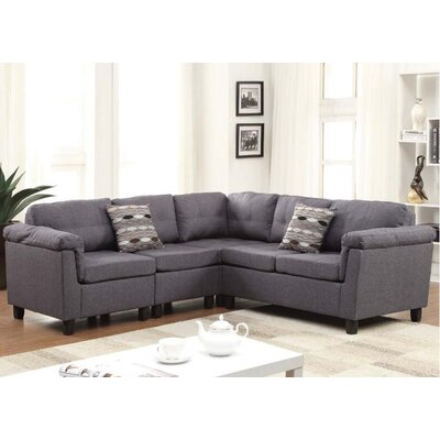Kathy Reversible Chaise Sectional