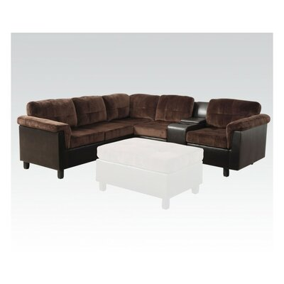Cherry Sectional
