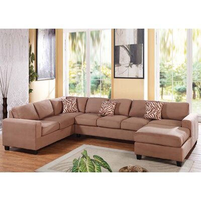 Rose Reversible Sectional