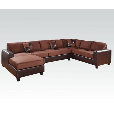 Nancy Reversible Chaise Sectional