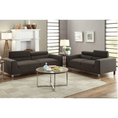 Cora Sofa and Loveseat Set