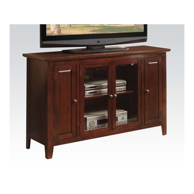 Mandy 52 TV Stand Color: Espresso