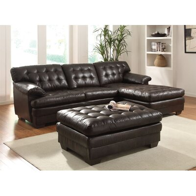 Daisy Reversible Chaise Sectional