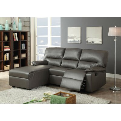 Elma Reclining Sectional