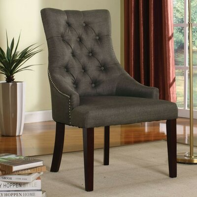Holly Arm Chair Upholstery Color: Gray