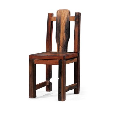 Vessel Solid Wood Dining Chair