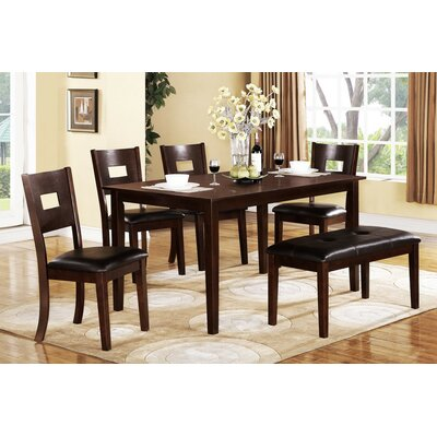 Tracy 6 Piece Dining Set