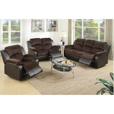 Kate 3 Piece Living Room Set