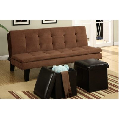 7WF1A9J6CH A&J Homes Studio Chocolate Sofas