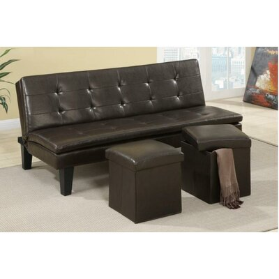 Lucas Adjustable Sleeper Loveseat