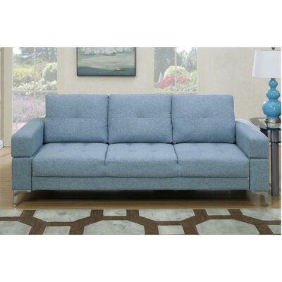 6WF8A2J9LB A&J Homes Studio Light Blue Sofas
