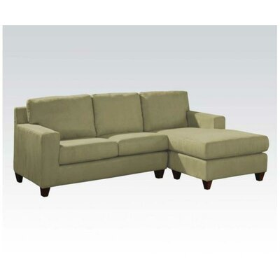 05WF9A1J5SG A&J Homes Studio Sage Sectionals