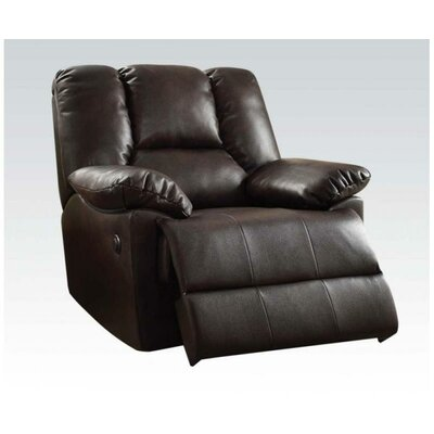 Carter Leather Power Recliner