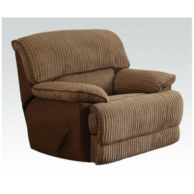 Tom Manual Rocker Recliner