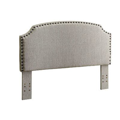 Ally Queen Upholstered Panel Headboard