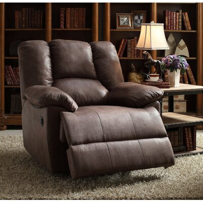 Eva Manual Glider Recliner