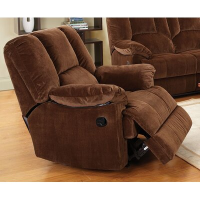 Mike Manual Glider Recliner