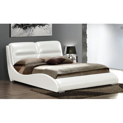 Candy Platform Bed Size: King