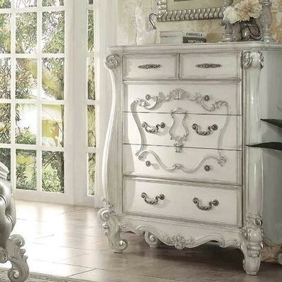 Queenies 6 Drawer Chest