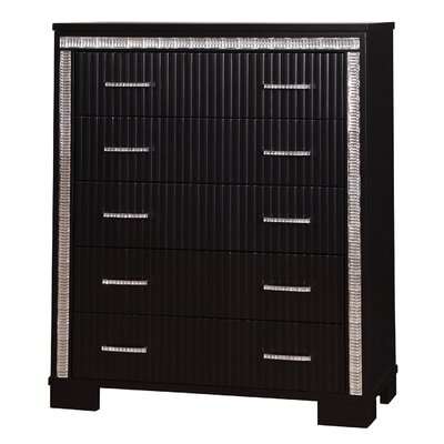 Hyde 5 Drawer Chest