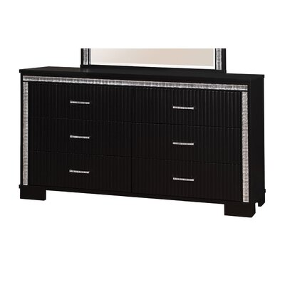 Hyde 6 Drawer Dresser