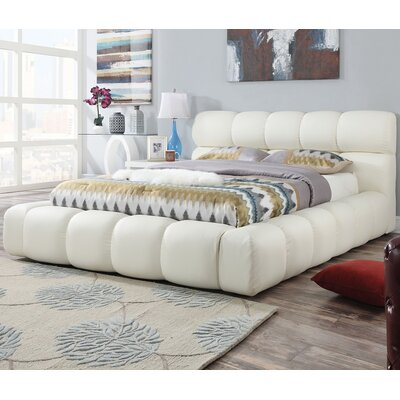 Prince Platform Bed Size: King