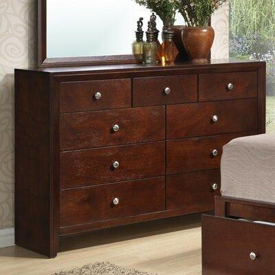 Alisa 9 Drawer Dresser