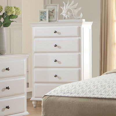 Trisa 5 Drawer Chest