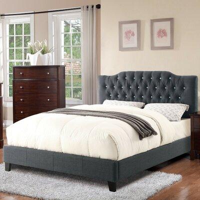 Jermy Queen Upholstered Platform Bed