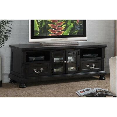 Naveda 63 TV Stand Color: Black