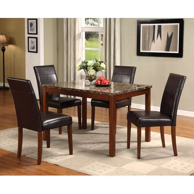 Knight 5 Piece Dining Set