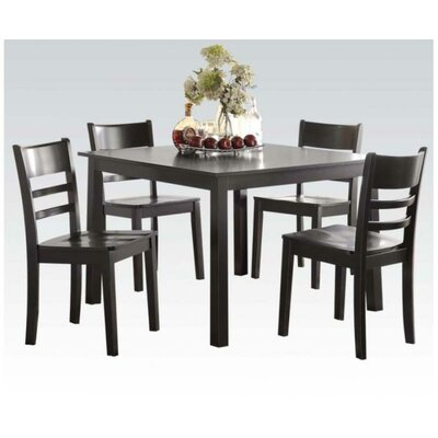 Sophia 5 Piece Dining Set