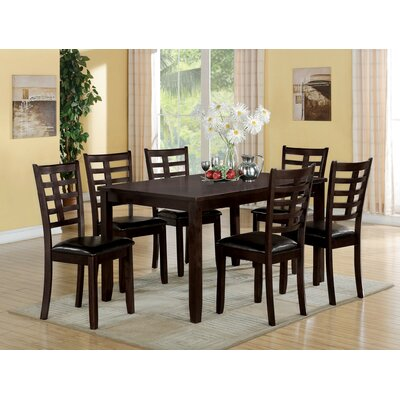 Seria 7 Piece Dining Set