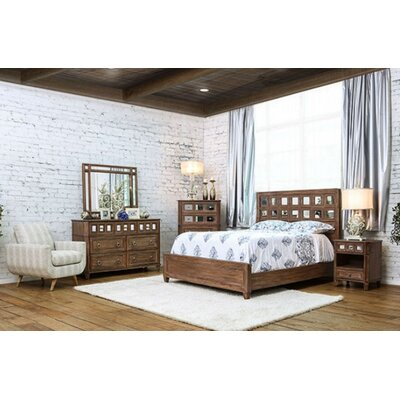 Lia Platform Configurable Bedroom Set