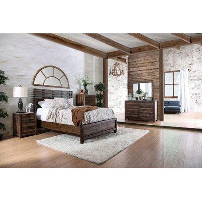 Natalie Platform Configurable Bedroom Set