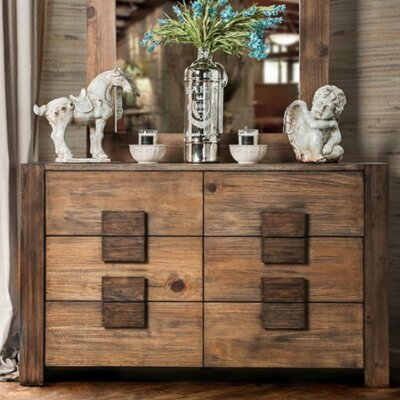 Joan 6 Drawer Dresser