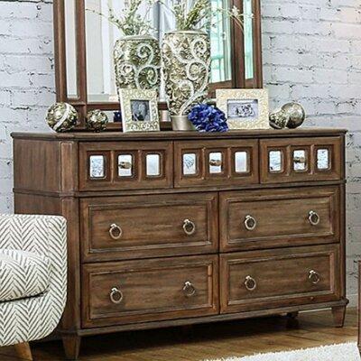 Lia 7 Drawer Dresser