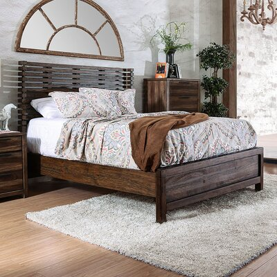 Natalie Platform Bed Size: King