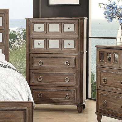 Lia 5 Drawer Chest